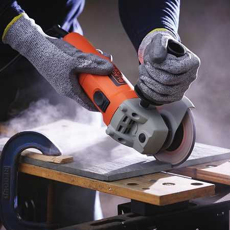 Cutting Stone With Angle Grinder
