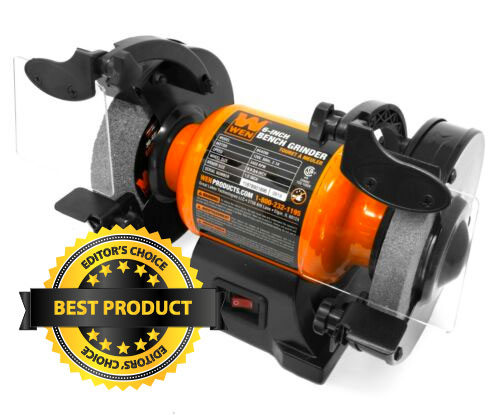 wen 6 inch bench grinder review