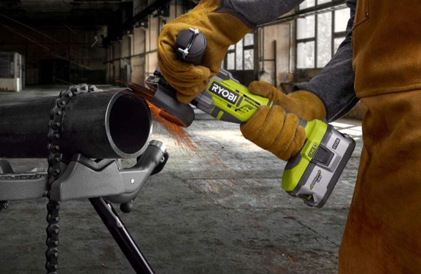 best ryobi angle grinder review